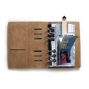 Planner Essentials 31 - Slider Pockets