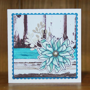 Flower Power Clear Stamps - Stamps - ElizabethCraftDesigns.com
