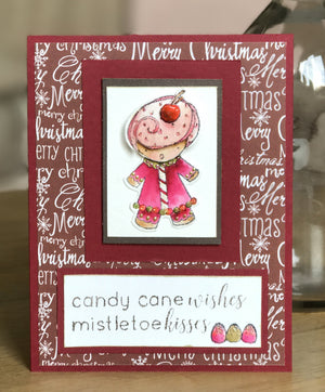 Candy Land - Clear Stamps