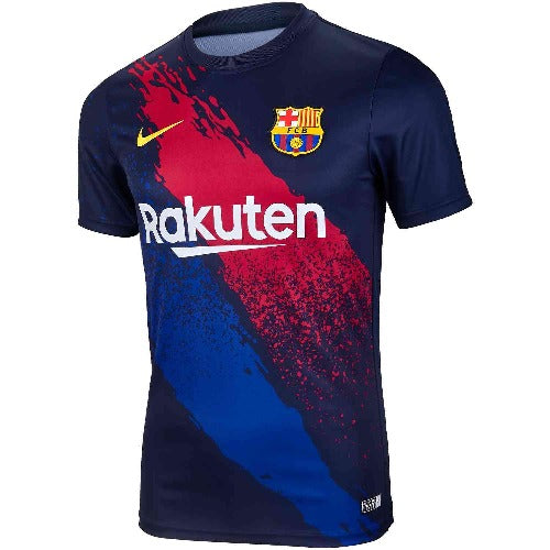 Men's Barcelona Pre-Match Jersey