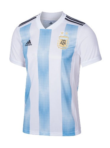 Men's Argentina 18/19 Home Replica Jersey