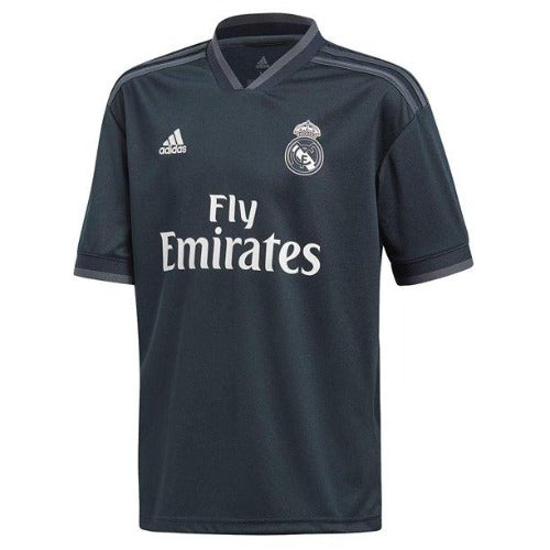 Youth Real Madrid 18/19 Away Jersey