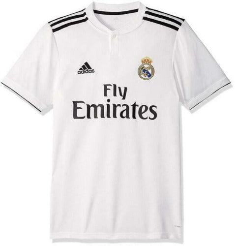 Men's Real Madrid 18/19 Home Replica Jersey