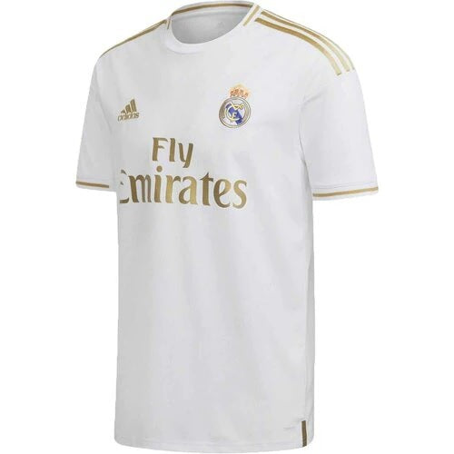 Youth Real Madrid 19/20 Home Jersey