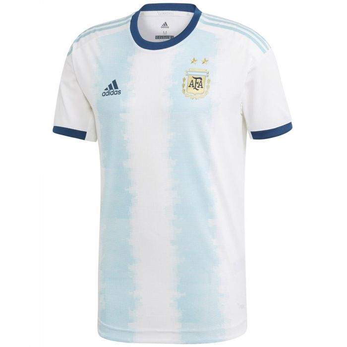 Men's Argentina 2020 Home Authentic Jersey