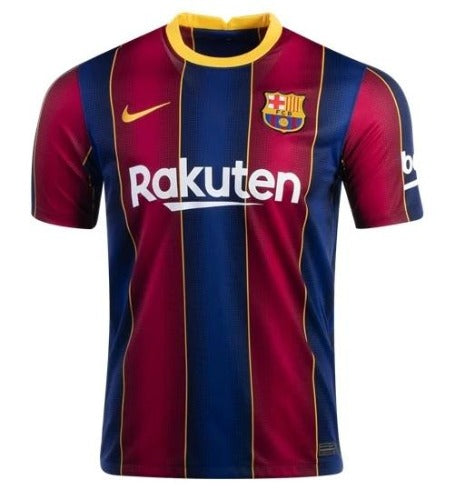 Youth FC Barcelona 20/21 Home Replica Jersey