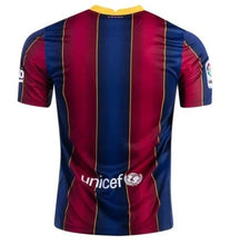 Load image into Gallery viewer, Youth FC Barcelona 20/21 Home Replica Jersey