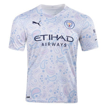 Load image into Gallery viewer, Men's Manchester City 20/21 Third Replica Jersey