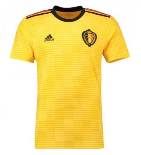Men's Belgium 18/19 Away Replica Jersey