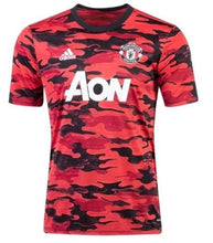 Load image into Gallery viewer, Men's Manchester United Pre-Match Jersey