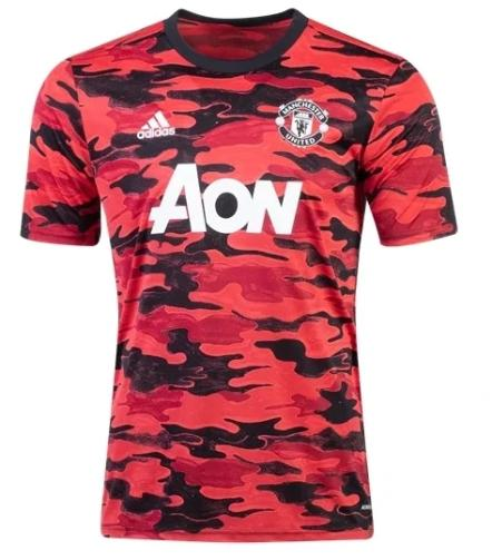 Men's Manchester United Pre-Match Jersey