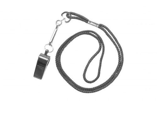 Kwik Goal Whistle w/ Neck Lanyard