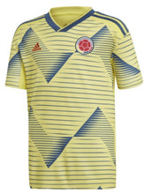 Load image into Gallery viewer, Youth Colombia 2020 Home Replica Jersey