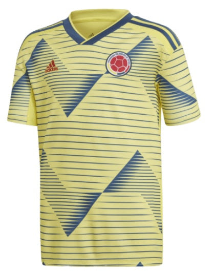 Youth Colombia 2020 Home Replica Jersey