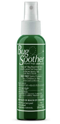 Bug Soother All Natural Bug Repellent