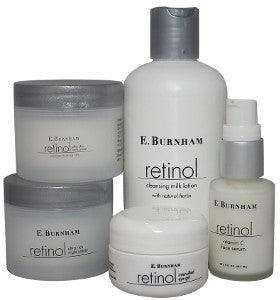 Retinol Beauty Essentials Treatment Package - 5 Products