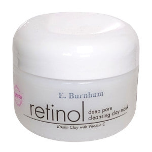 Retinol Deep Pore Cleansing Masque.