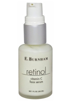 Retinol Vitamin C Face Serum 1 Oz.