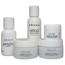 Retinol Beauty Trial/Travel Kit - 5 Products