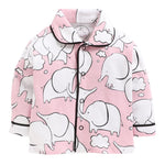 Load image into Gallery viewer, CNB046-Baby Elephant Print Night Suit