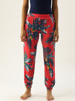 Load image into Gallery viewer, C911 Women Floral Printed Joggers