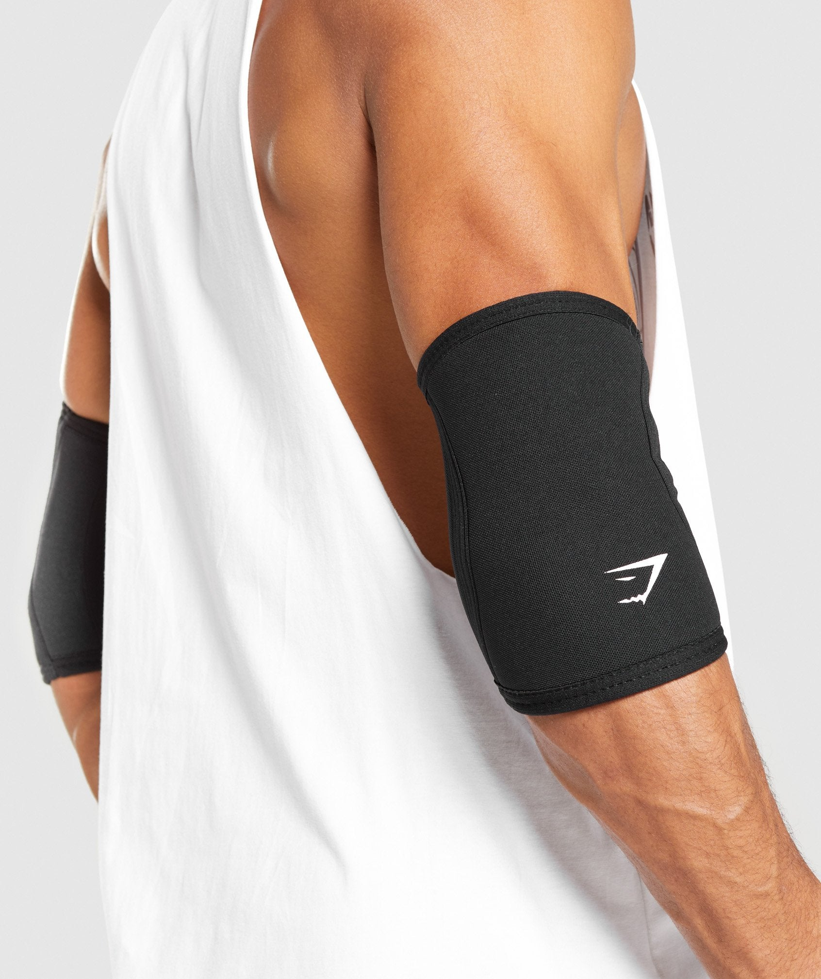 Classier: Buy Gymshark Elbow Sleeves - Black - Gymshark