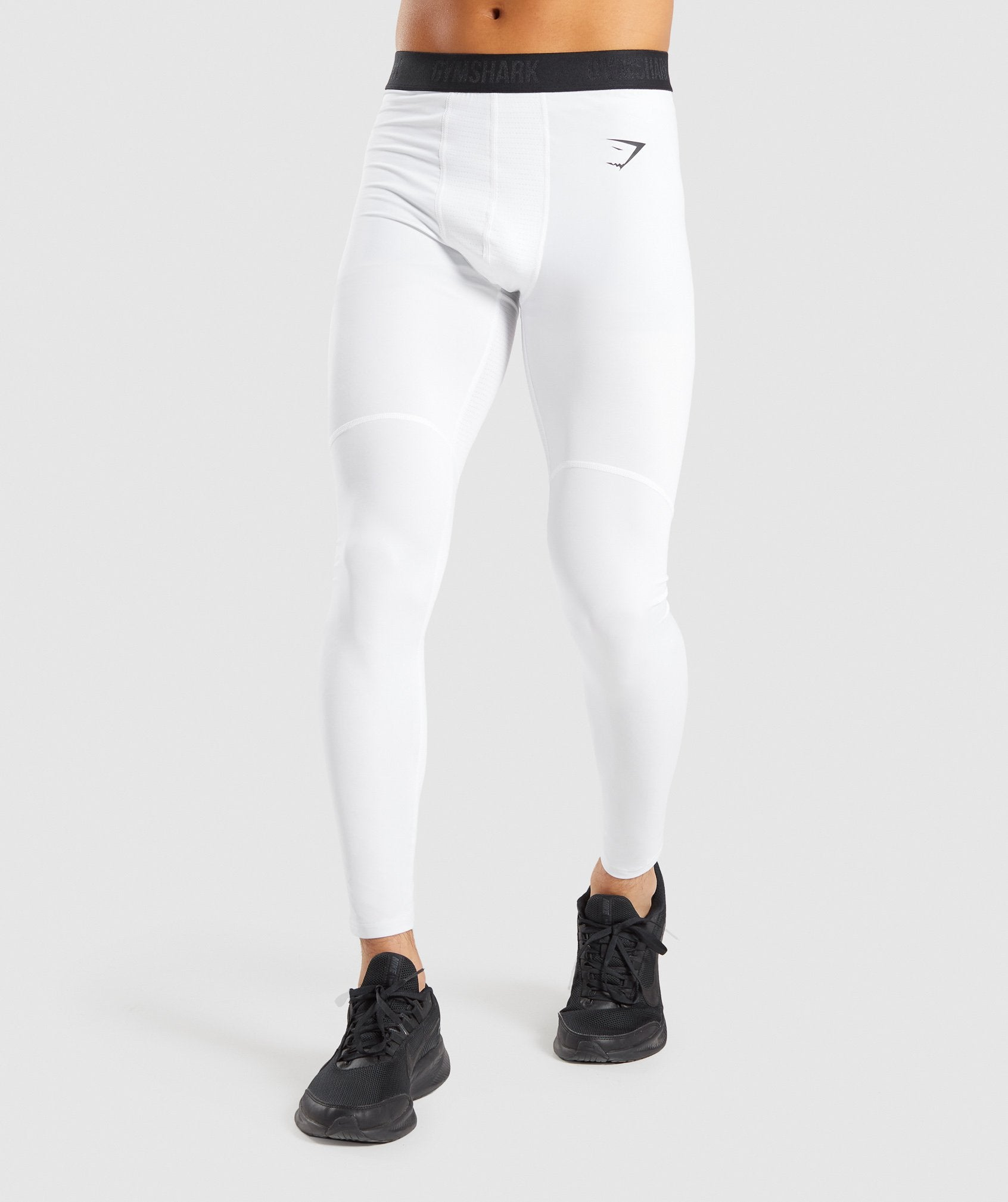 Classier: Buy Gymshark Element Baselayer Leggings - White - Gymshark