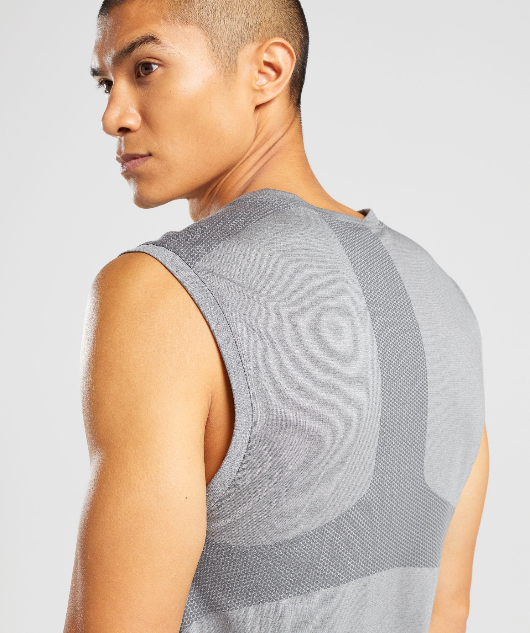 Classier: Buy Gymshark Regulate Training Tank - Smokey Grey/Charcoal - Gymshark