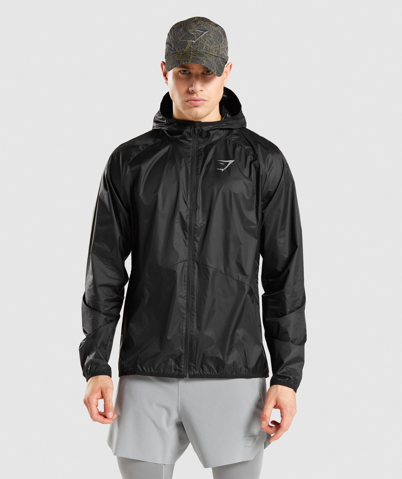 Classier: Buy Gymshark Speed Jacket - Black - Gymshark