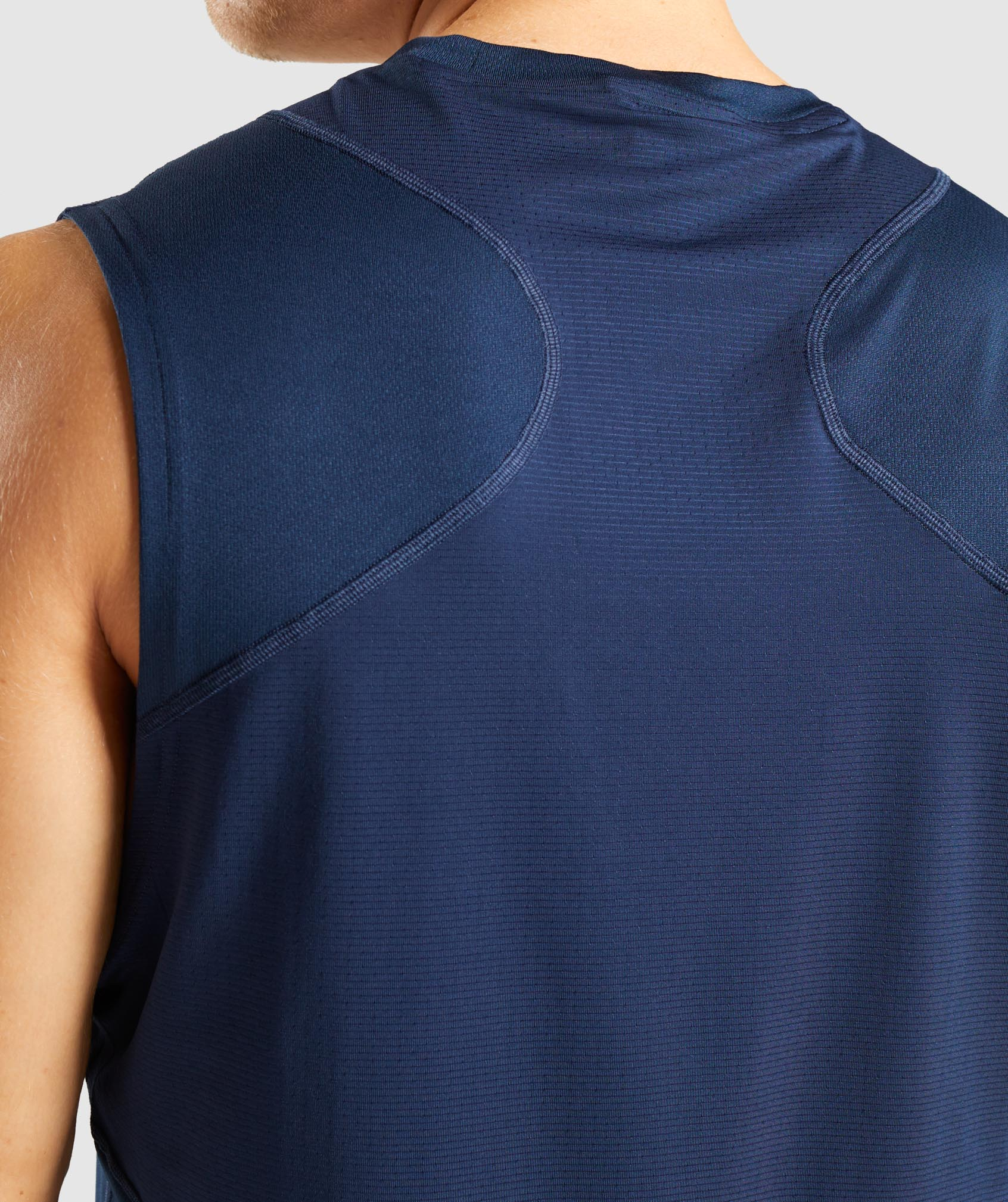 Classier: Buy Gymshark Speed Tank - Navy - Gymshark