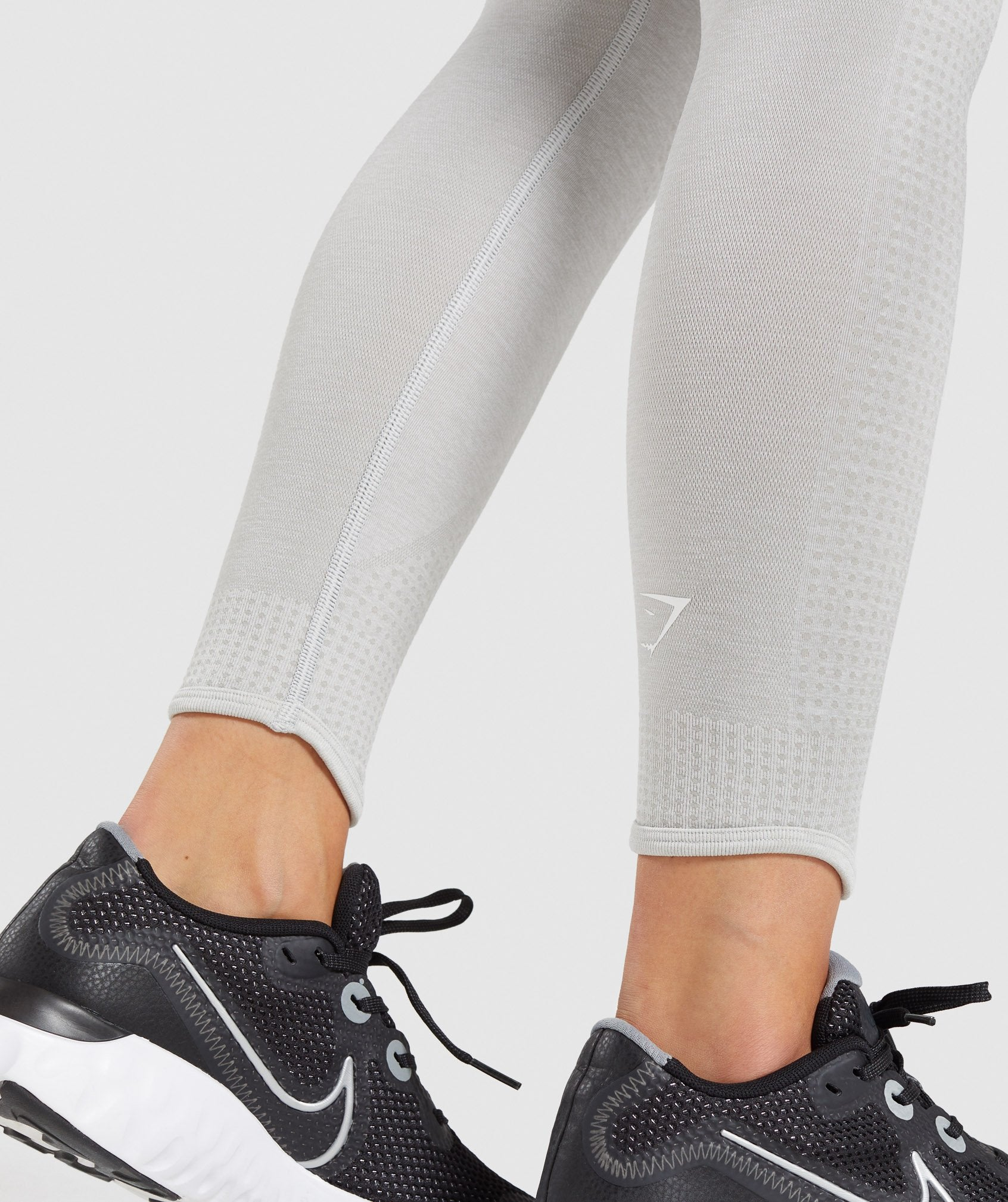 Classier: Buy Gymshark Vital Rise Leggings - Light Grey Marl - Gymshark