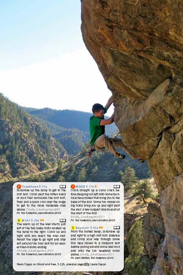 Rock Climbing Clear Creek Canyon, 3rd edition