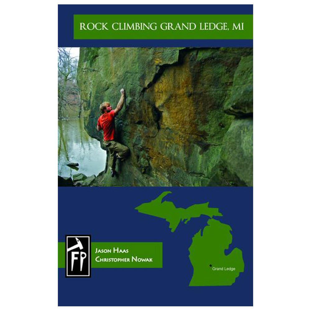Rock Climbing Grand Ledge, MI