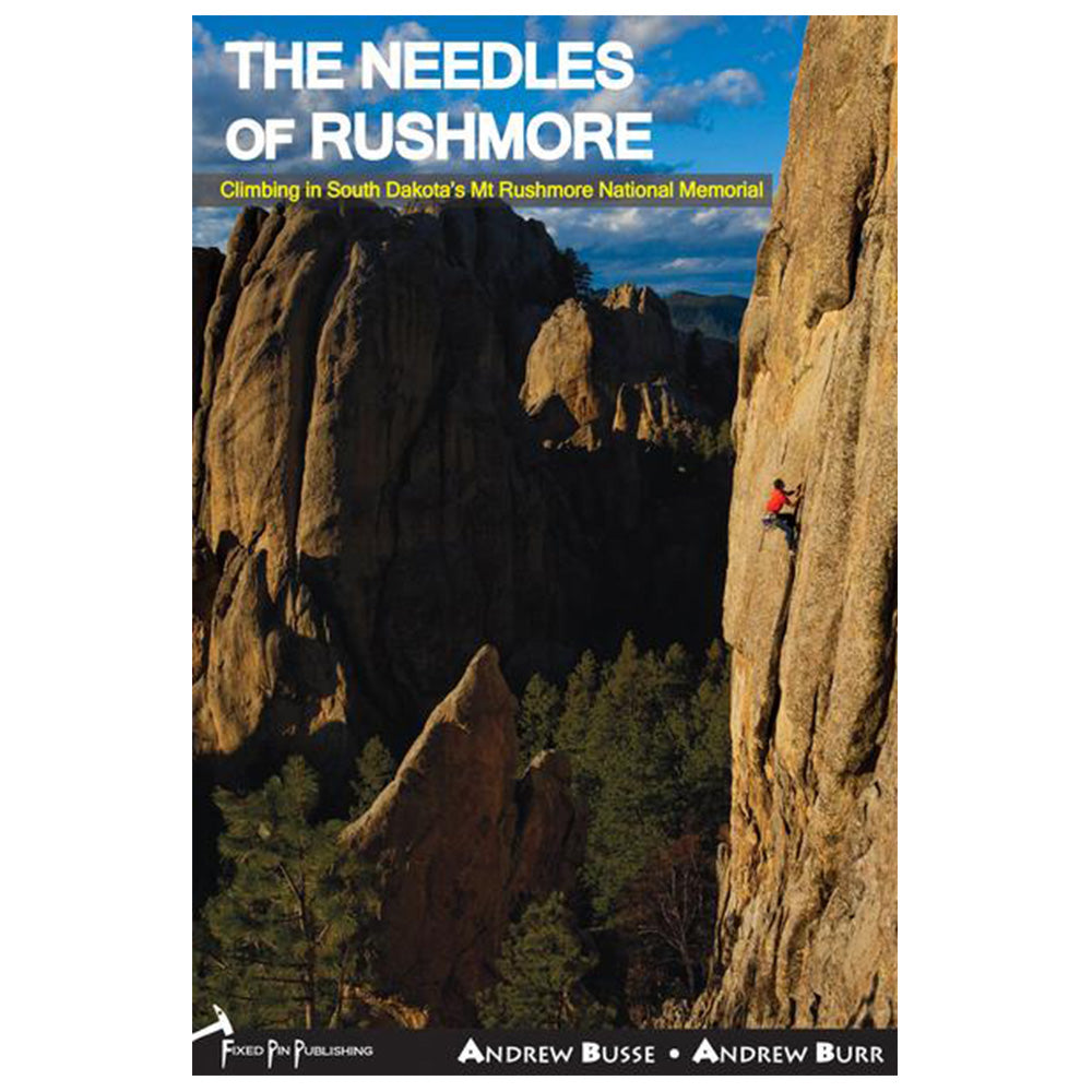 The Needles in the Black Hills of South Dakota Touch the Sky