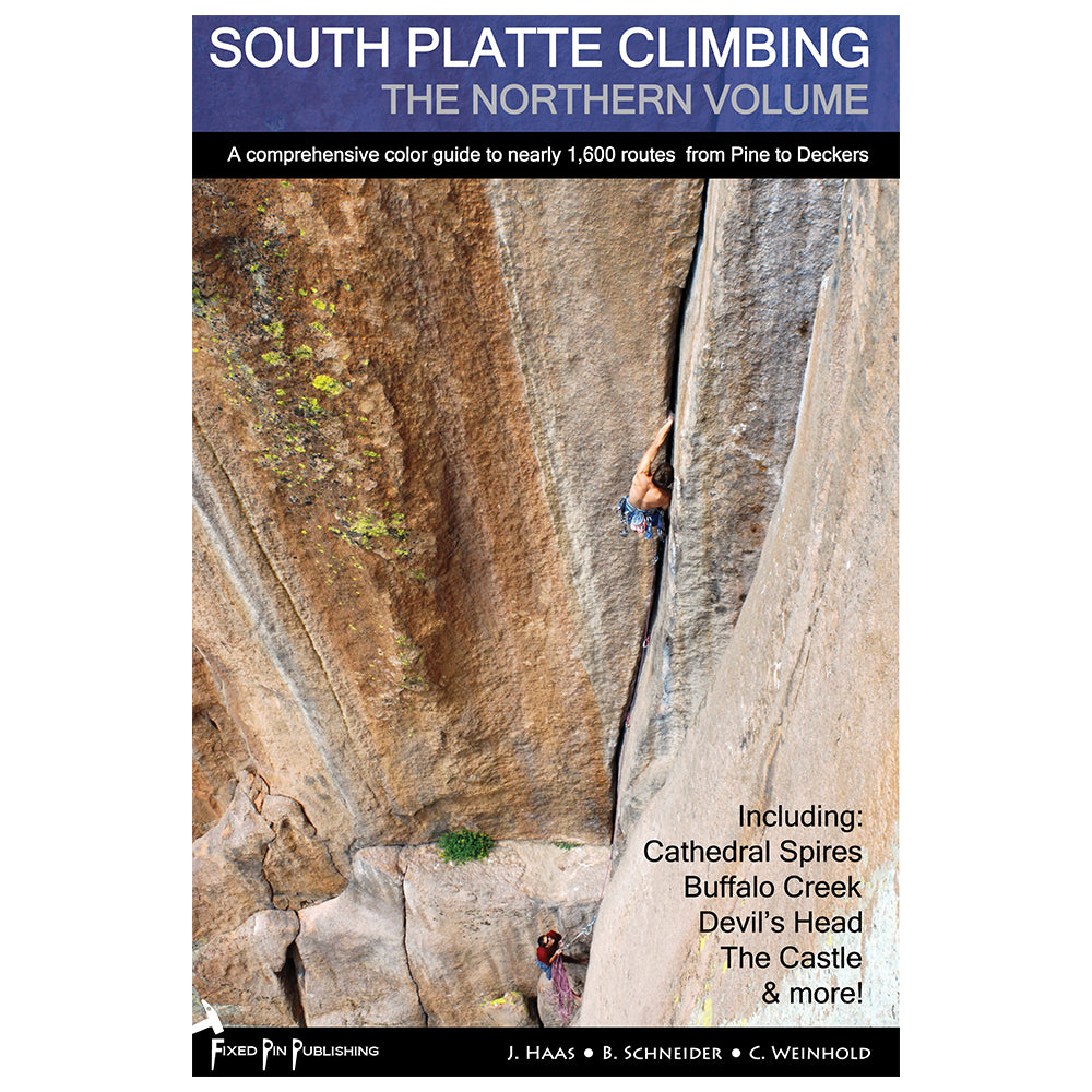 South Platte Climbing | The Northern Volume
