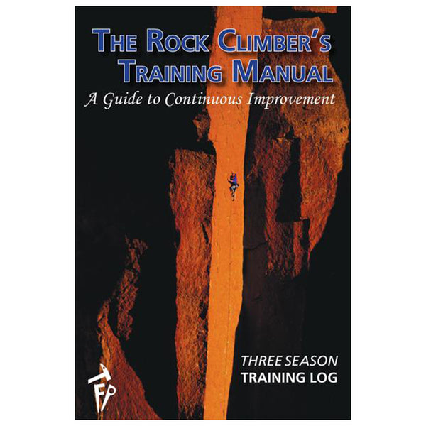 Three Season Training Log, The Rock Climber's Training Manual