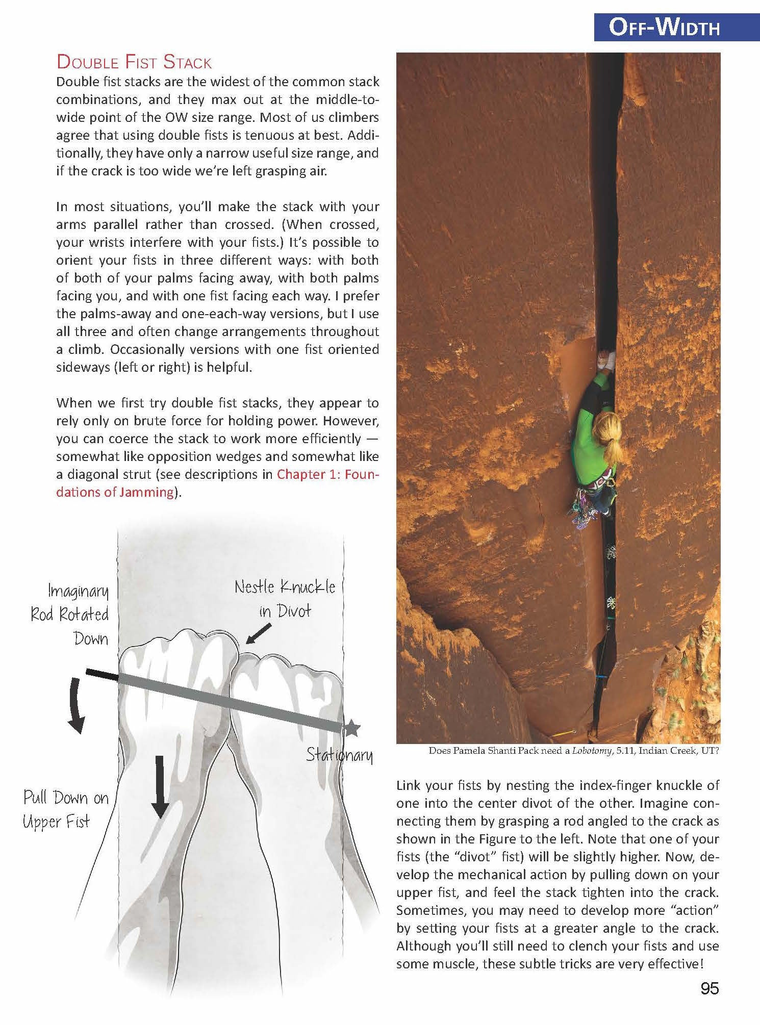 Crack Climber's Technique Manual - Get Better at Crack Climbing
