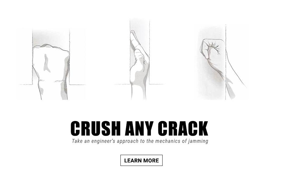 Crack Climber's Technique Manual