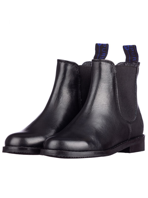 Traditional Black Todhpurs Riding Boots