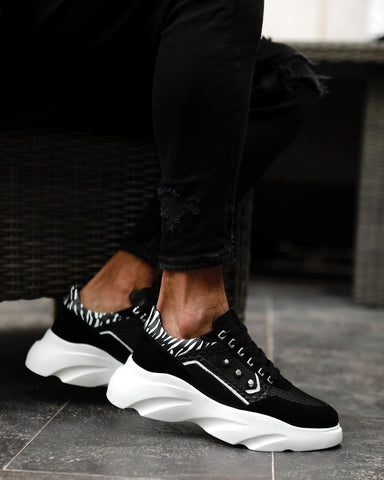 Black Equinox Sneakers
