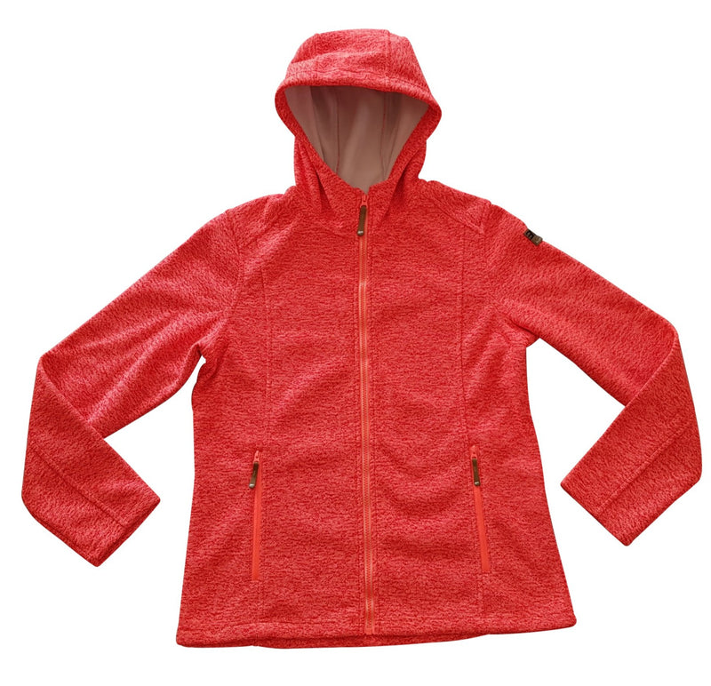 Icepeak Damen Fleecejacke Tove - orange - 2-54 851 605