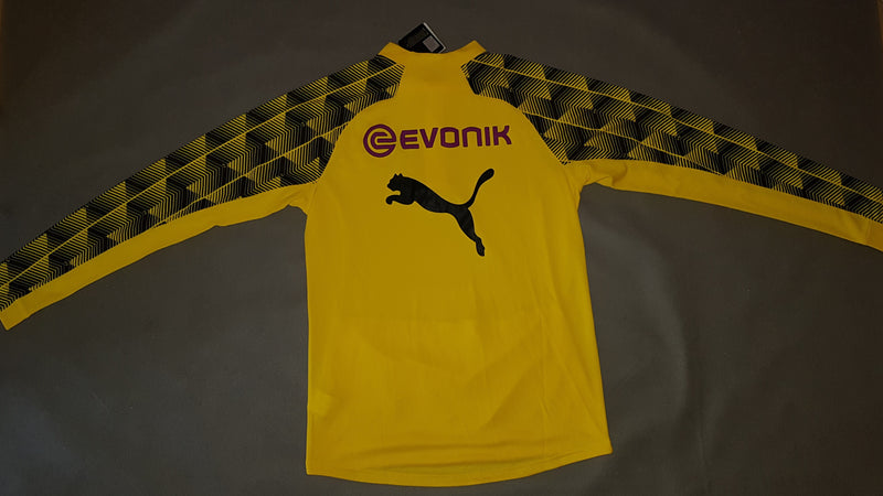 Puma BVB Dortmund Stadium 1/4 Zip Top - 752859 01