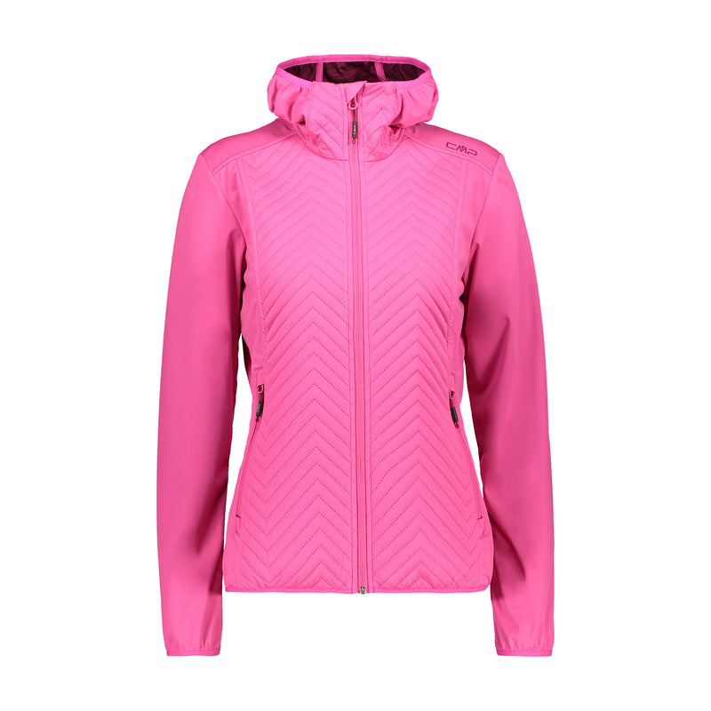 CMP Damen Softshell Hooded Jacket - 30Z7066-H620