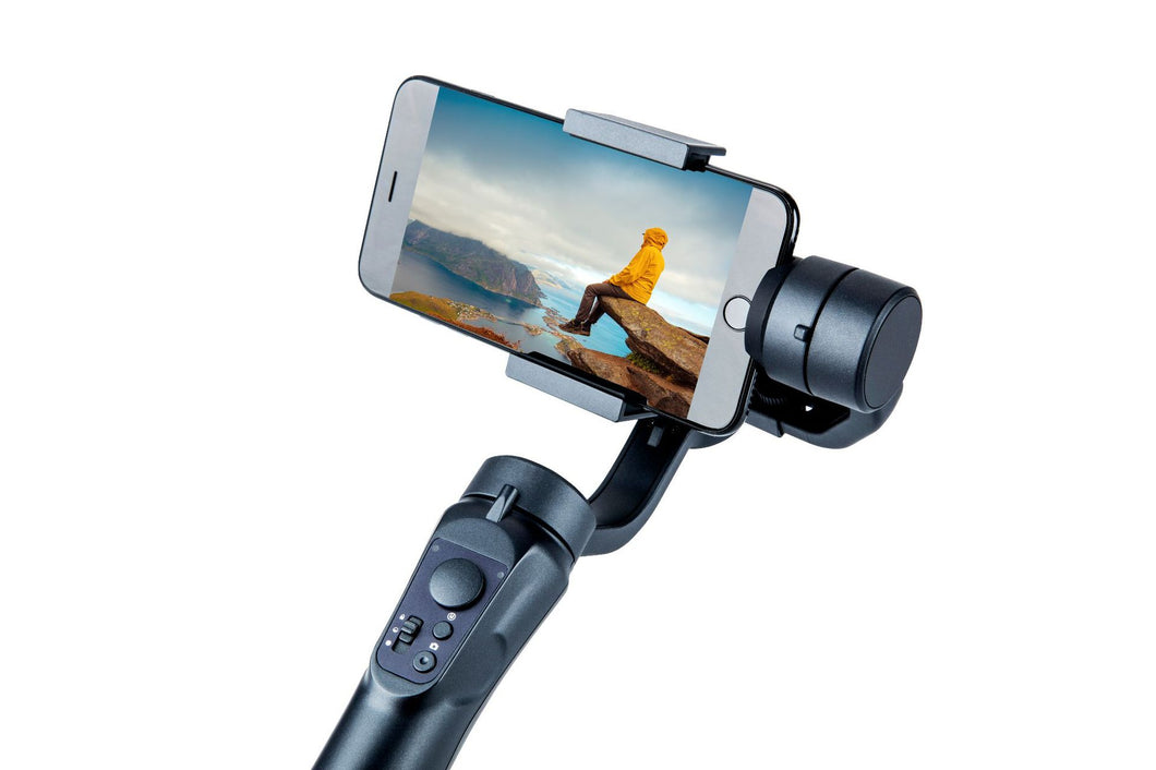 3-Axis Extendable Handheld Gimbal Stabilizer