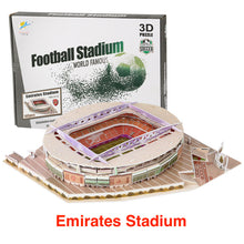 Load image into Gallery viewer, Football Stadium 3D Puzzle