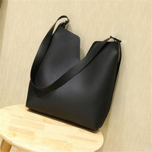 Load image into Gallery viewer, 2PCS Women PU Shoulder Bags New