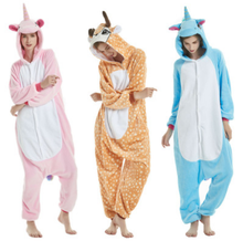 Load image into Gallery viewer, Adult Animal Costume - Cartoon Cosplay Pajamas