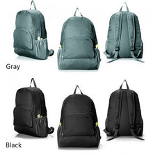 Load image into Gallery viewer, Outdoor Collapsible Bag Travel Backpack