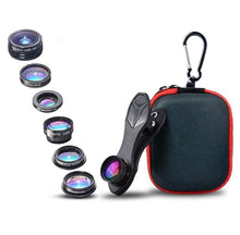 Load image into Gallery viewer, 7 in 1 Kit Phone Camera Lens