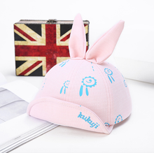 Load image into Gallery viewer, Cute Rabbit Ear Children Cap